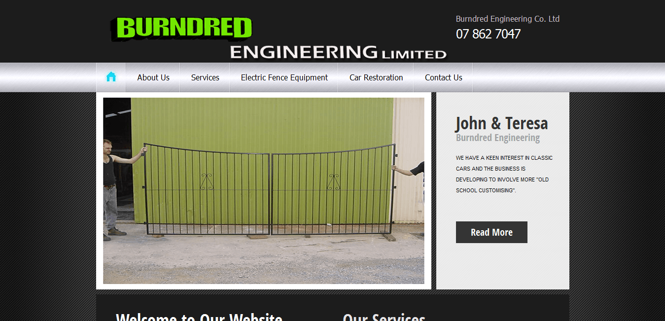 Burndred Engineering