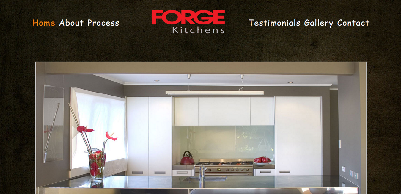 Forge Kitchens
