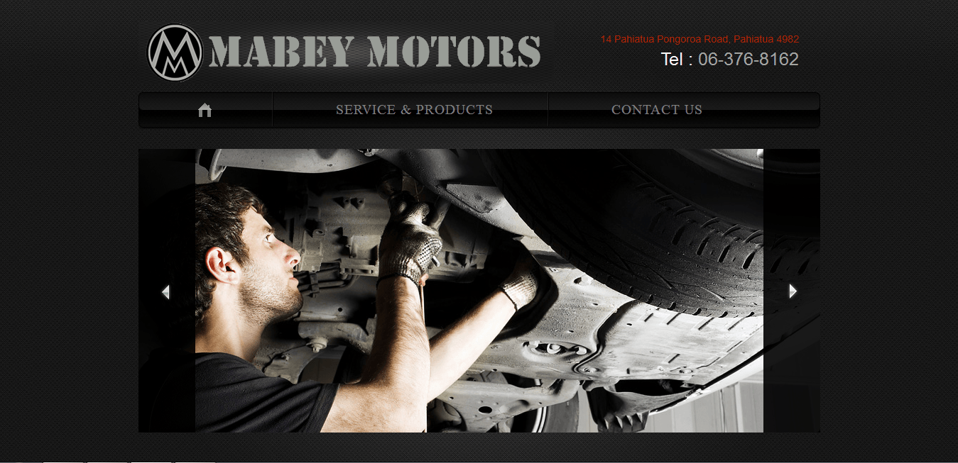 Mabey Motors