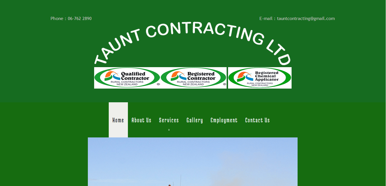 Taunt Contracting